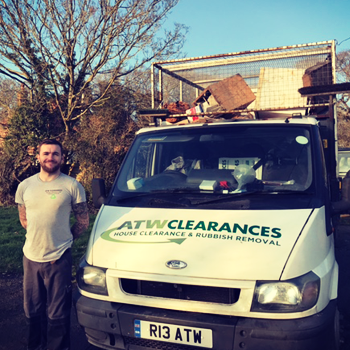 Landlords house clearance experts